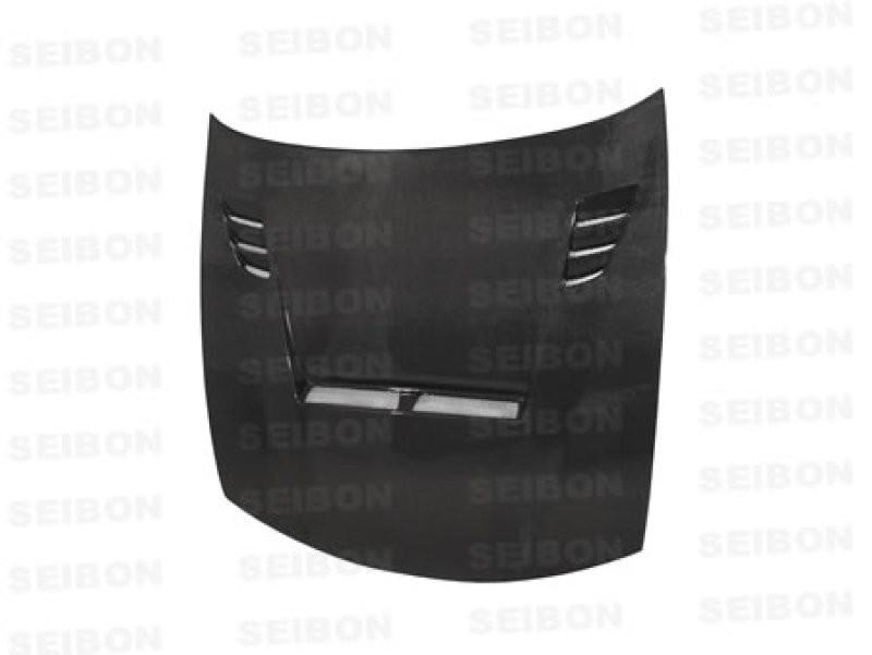 Seibon Carbon Fiber Hood|97-98 Nissan 240SX|Coupe