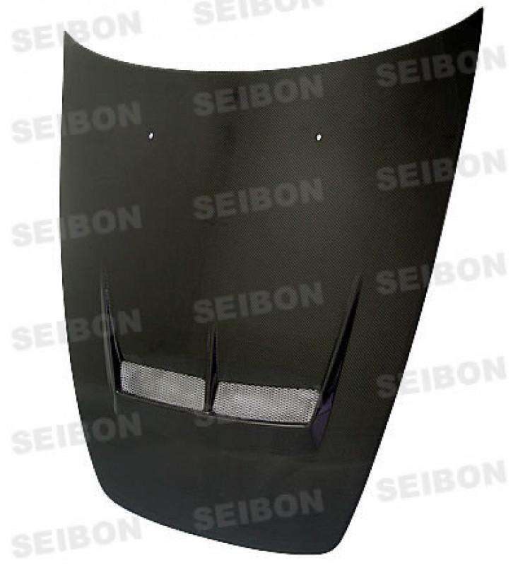 Seibon Carbon Fiber Hood 00-10 Honda S2000 Convertible