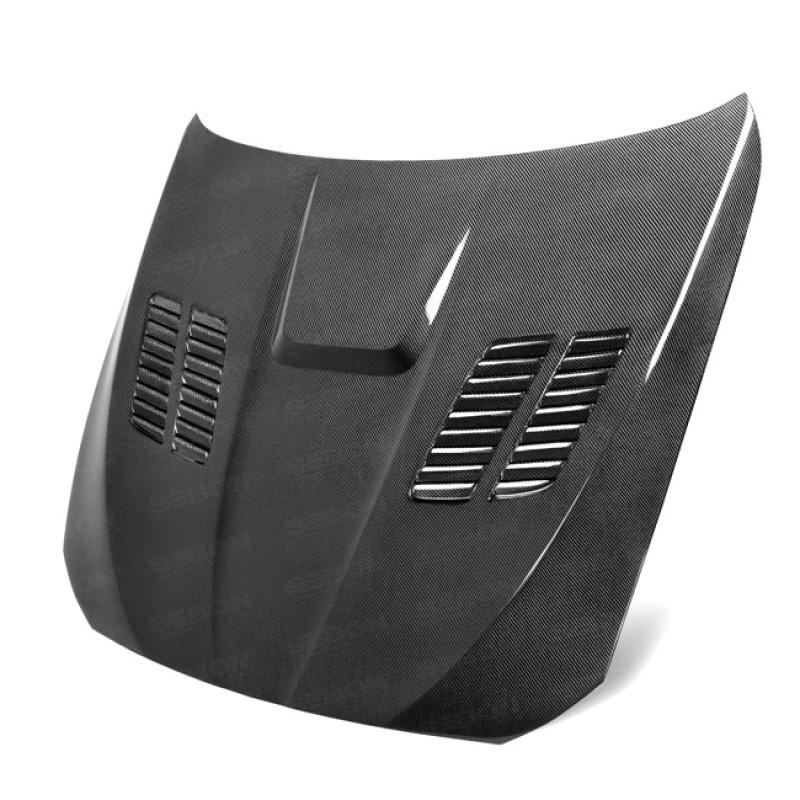 Seibon Carbon Fiber Hood|11-16 F10 5 Series/M5|Sedan