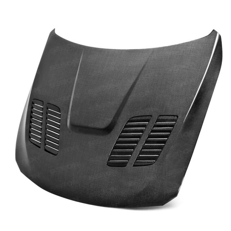 Seibon Carbon Fiber Hood|12-20 BMW F30 3 Series/F32 4 Series|2DR/4DR/5DR