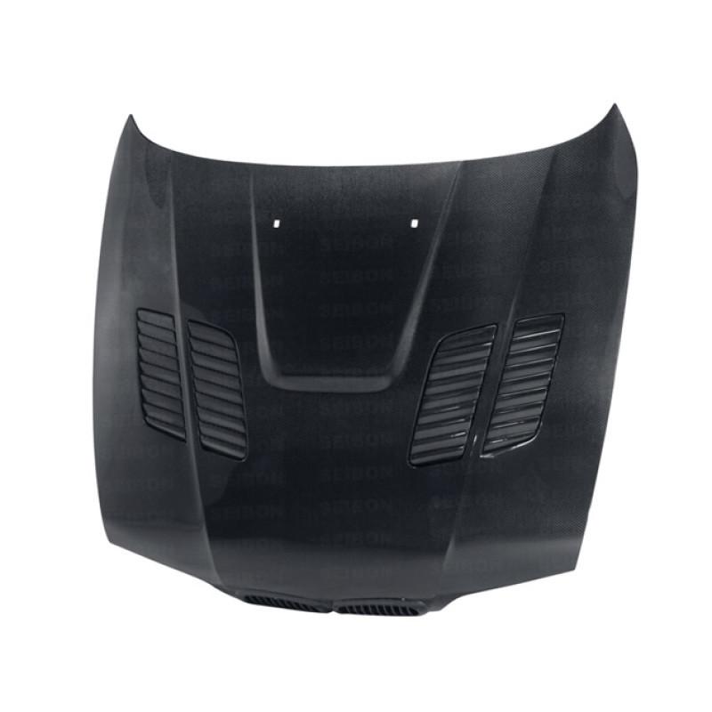 Seibon Carbon Fiber Hood|97-03 BMW E39 5 Series/M5|Sedan