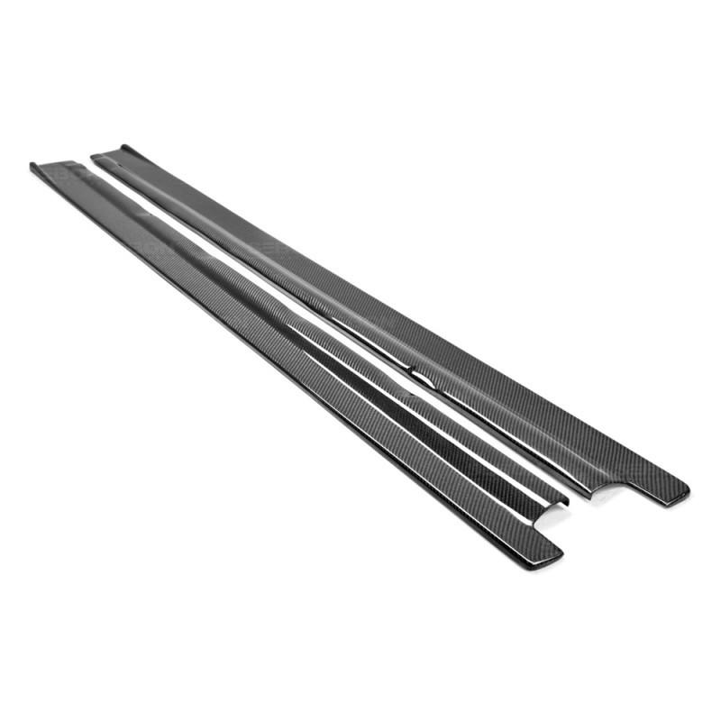 Seibon Carbon Fiber Side Skirts 15-20 Volkswagen Golf/GTI/R Hatchback