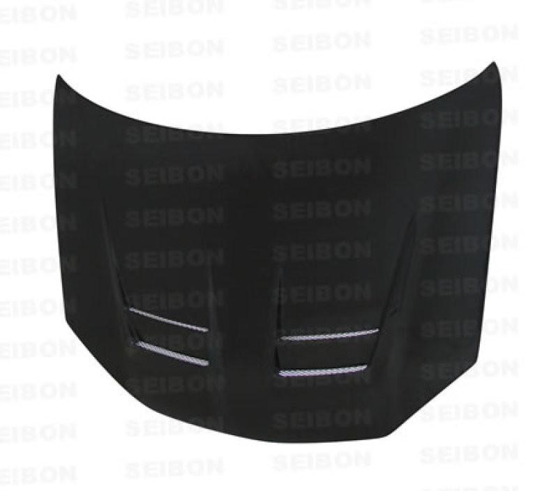 Seibon Carbon Fiber Hood 06-09 Volkswagen Golf GTI Hatchback