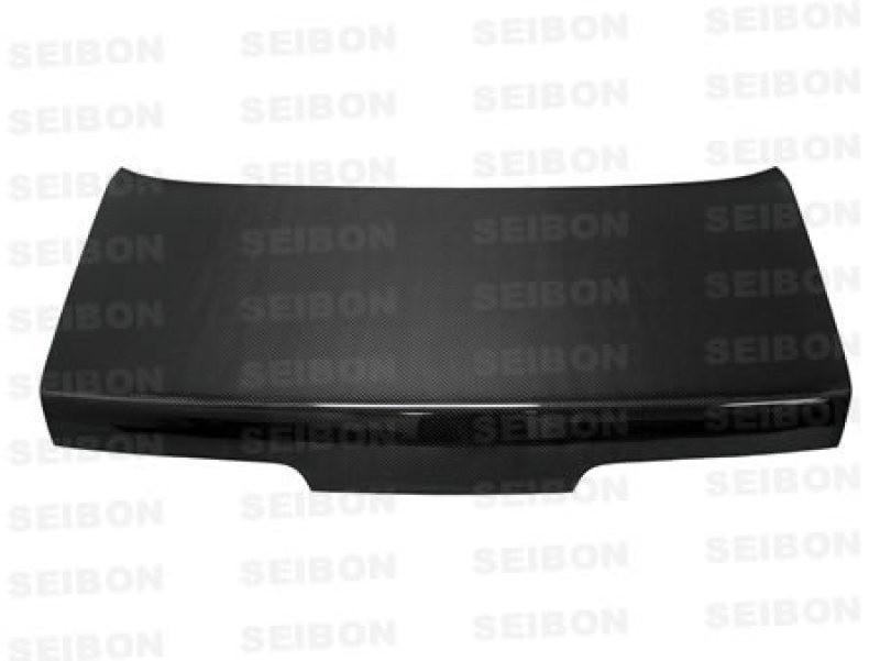 Seibon Carbon Fiber Trunk Lid|89-94 Nissan 240SX|2DR