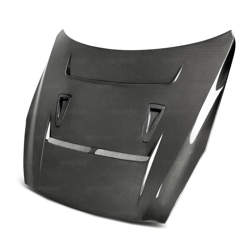 Seibon Carbon Fiber Hood 09-16 Nissan GT-R Coupe