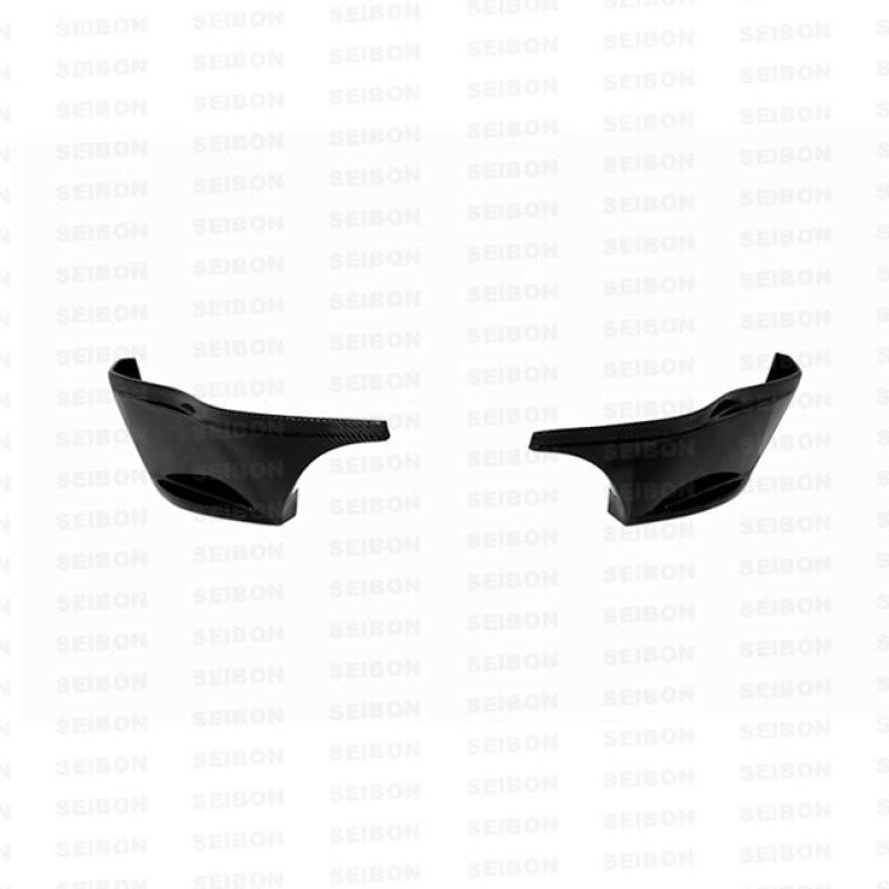 Seibon Carbon Fiber Rear Lip 09-20 Nissan 370Z 2DR/3DR