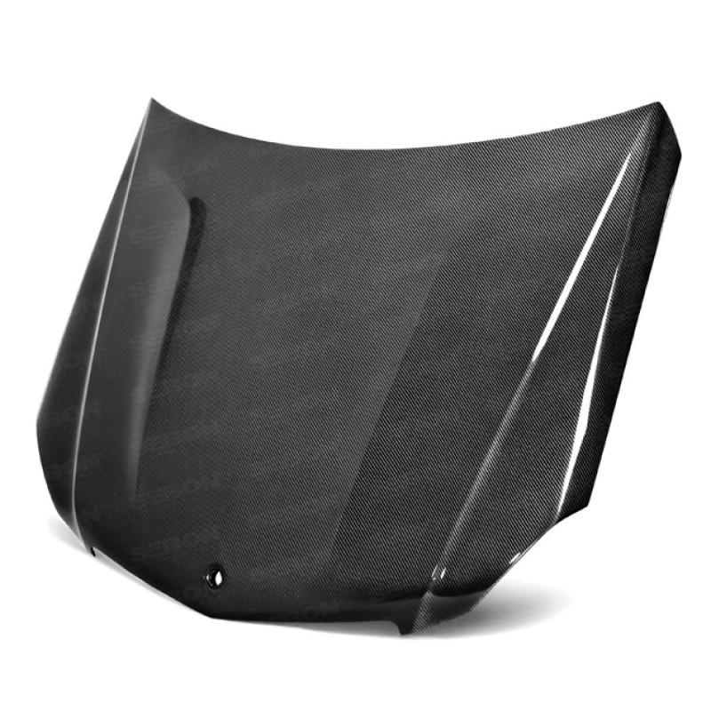 Seibon Carbon Fiber Hood|12-15 Mercedes AMG C 63|Coupe/Sedan