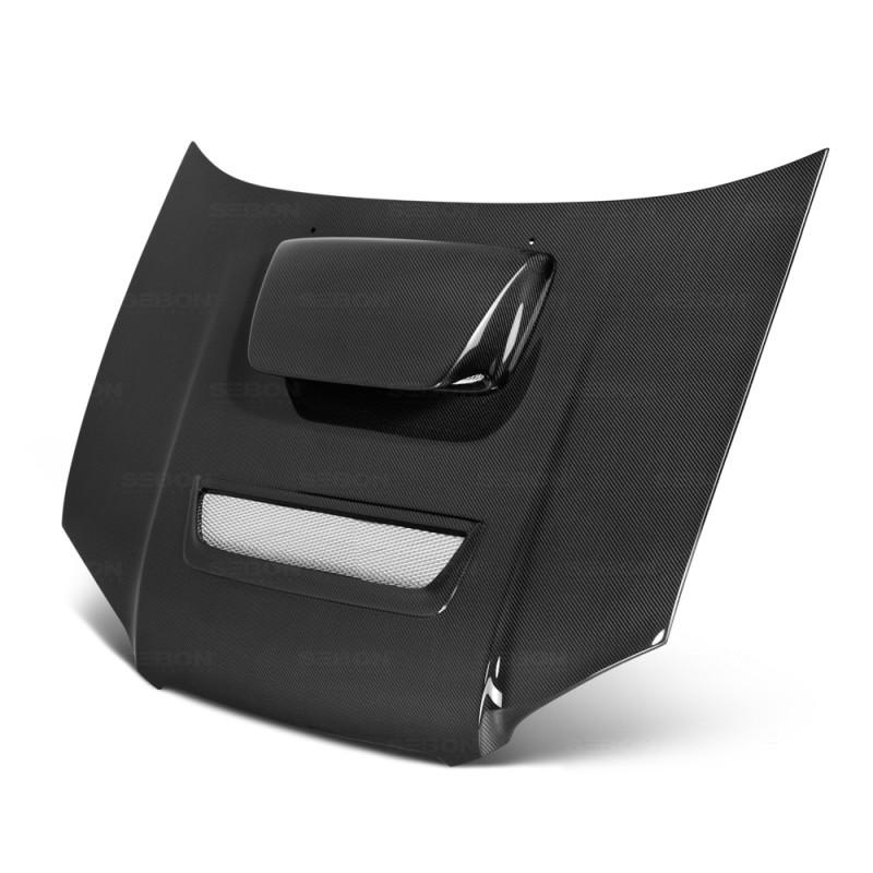 Seibon Carbon Fiber Hood|04-05 Subaru Impreza/WRX/STI|Sedan/Wagon