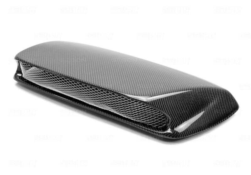 Seibon Carbon Fiber Hood Scoop|02-03 Subaru Impreza/WRX|Sedan/Wagon