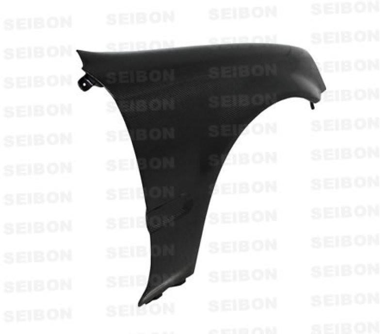 Seibon Carbon Fiber Fenders 99-00 Honda Civic 2DR/3DR/4DR
