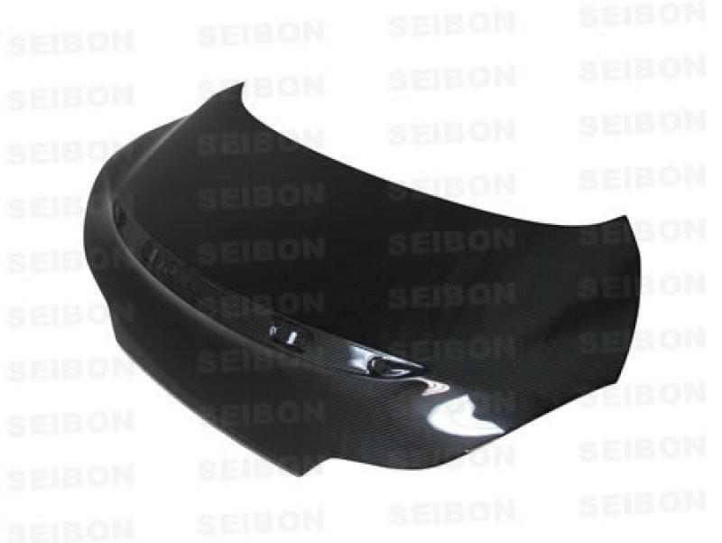 Seibon Carbon Fiber Trunk Lid|08-15 Infiniti G37/Q60|Coupe