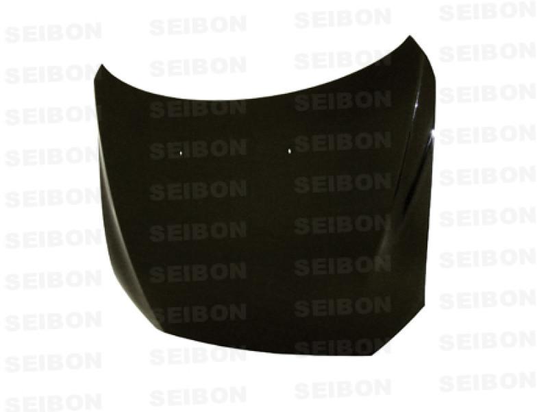 Seibon Carbon Fiber Hood|08-17 Mitsubishi Lancer|Sedan