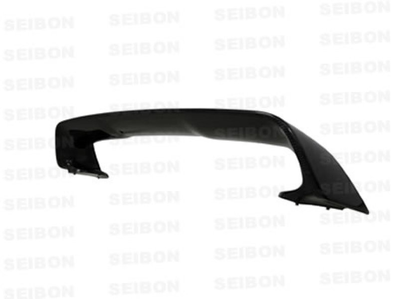 Seibon Carbon Fiber Rear Spoiler 08-15 Mitsubishi Lancer Evo X Sedan