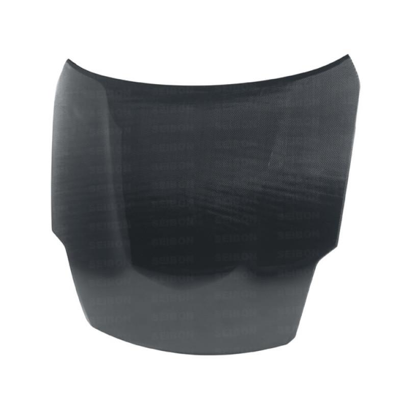 Seibon Carbon Fiber Hood 07-08 Nissan 350Z Convertible/Liftback