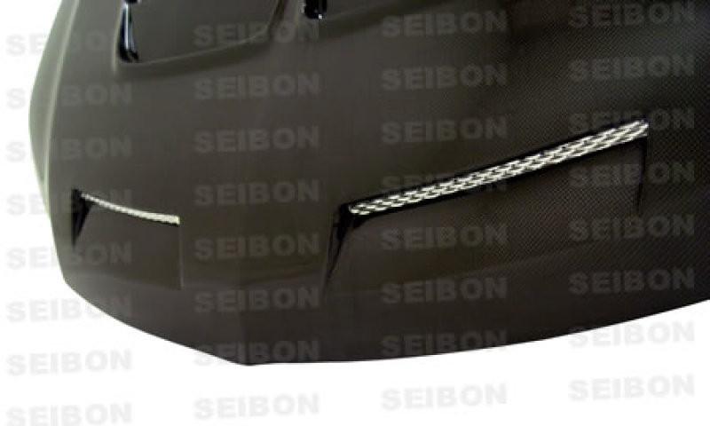 Seibon Carbon Fiber Hood 03-07 Mitsubishi Lancer Evo Sedan