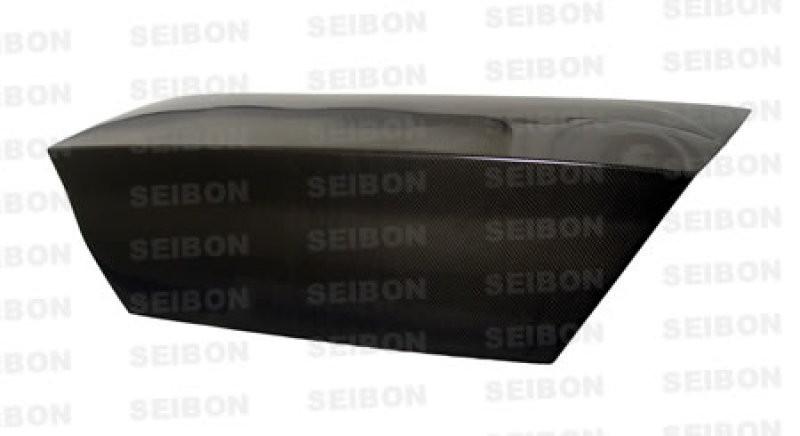 Seibon Carbon Fiber Trunk Lid|03-07 Mitsubishi Lancer Evo|Sedan