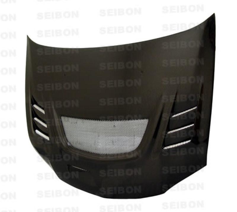 Seibon Carbon Fiber Hood|03-07 Mitsubishi Lancer Evo|Sedan