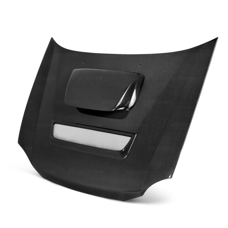 Seibon Carbon Fiber Hood|02-03 Subaru Impreza/WRX|Sedan/Wagon