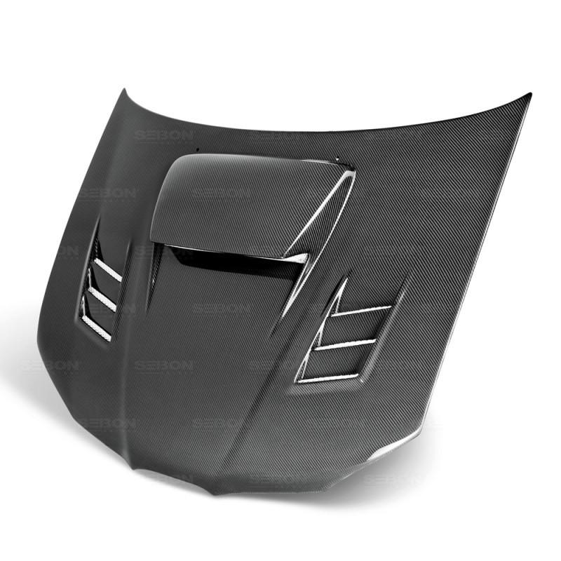 Seibon Carbon Fiber Hood|06-07 Subaru Impreza/WRX/STI|Sedan/Wagon