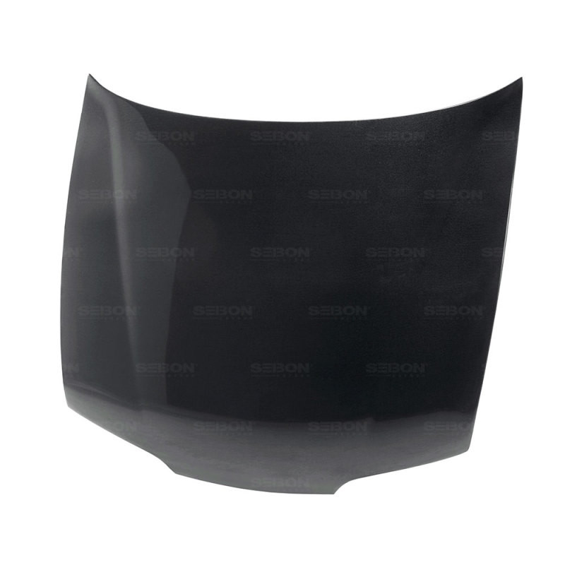 Seibon Carbon Fiber Hood|94-01 Acura Integra JDM Type R|2DR/4DR