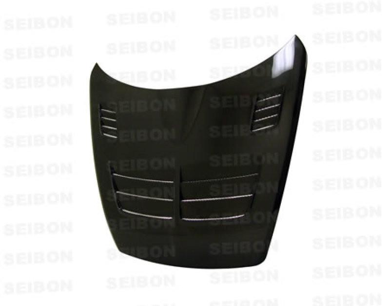 Seibon Carbon Fiber Hood|04-11 Mazda RX-8|Coupe