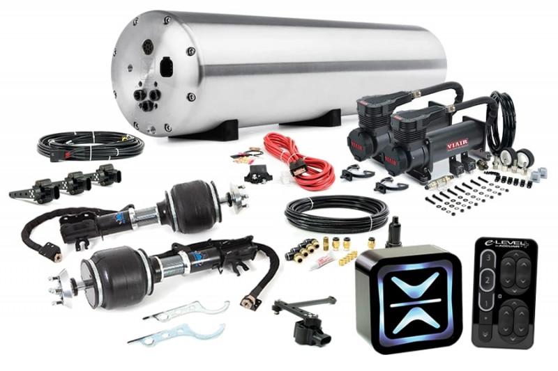 Air Suspension Kits AccuAir Suspension Ultimate Kit w/ Universal Air Suspension Struts