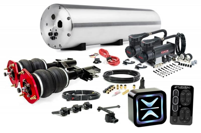 Air Suspension Kits AccuAir Suspension Ultimate Kit w/ Air Lift Performance Struts
