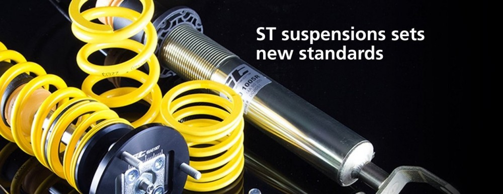 ST Suspension Camber Adjustment Kits