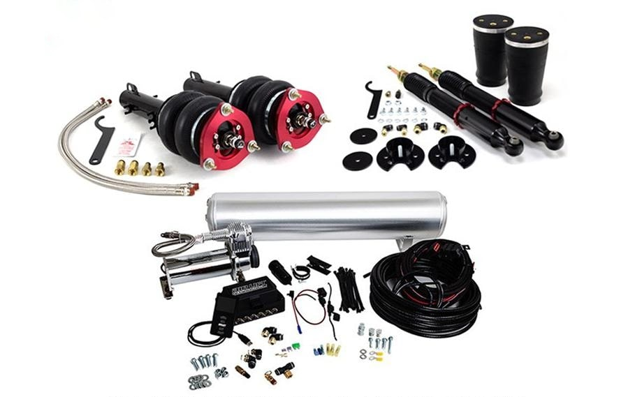 Air Suspension Kits Air Lift Performance 3P Kit