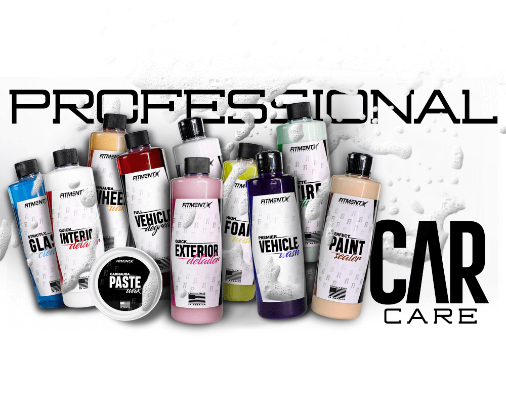 Car Care - Products designed for enthusiasts