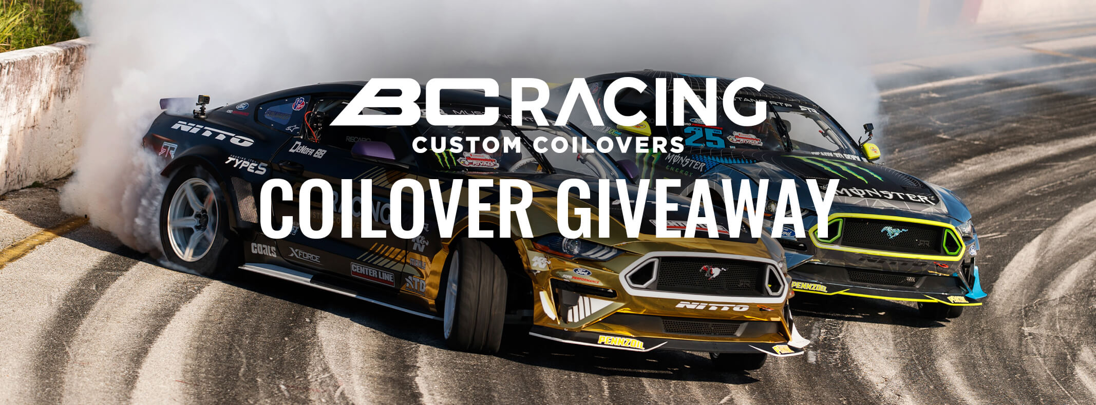 Fitment Industries & BC Racing Giveaway