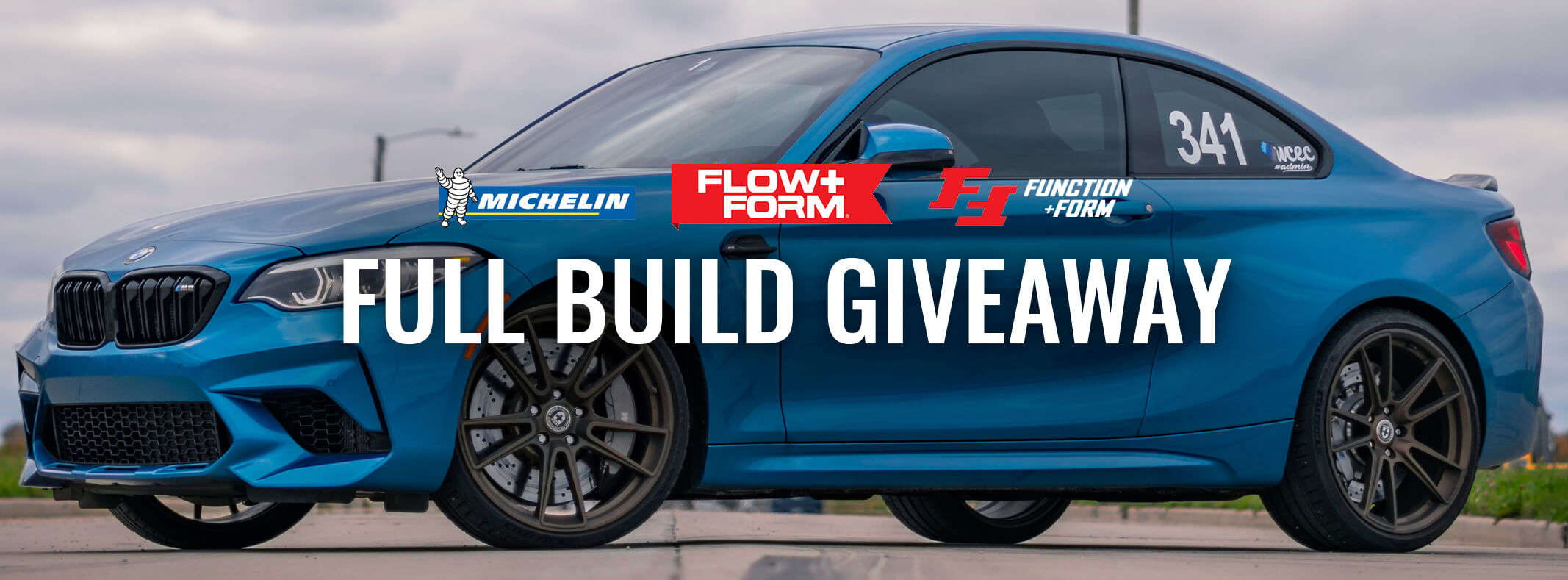 Fitment Industries & Air Lift Suspension Giveaway