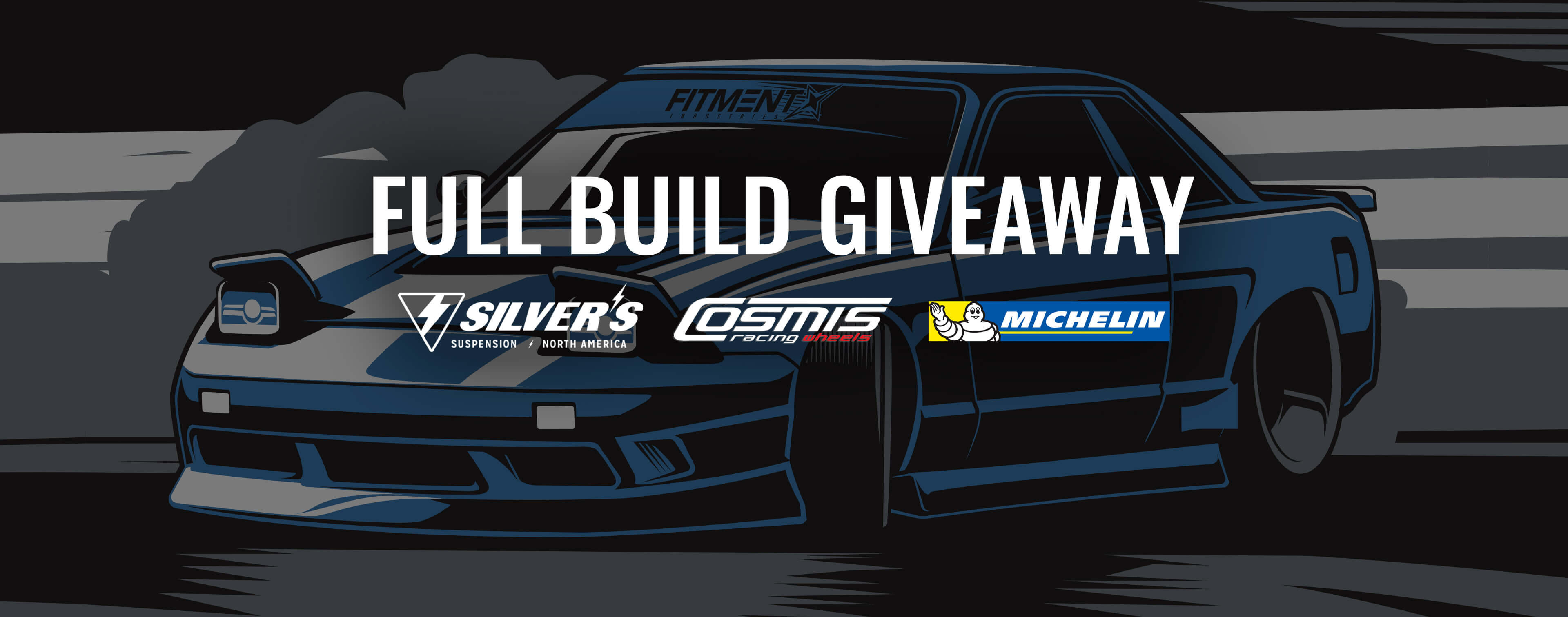 Fitment Industries & Cosmis Racing, Silvers Suspension & Michelin Giveaway