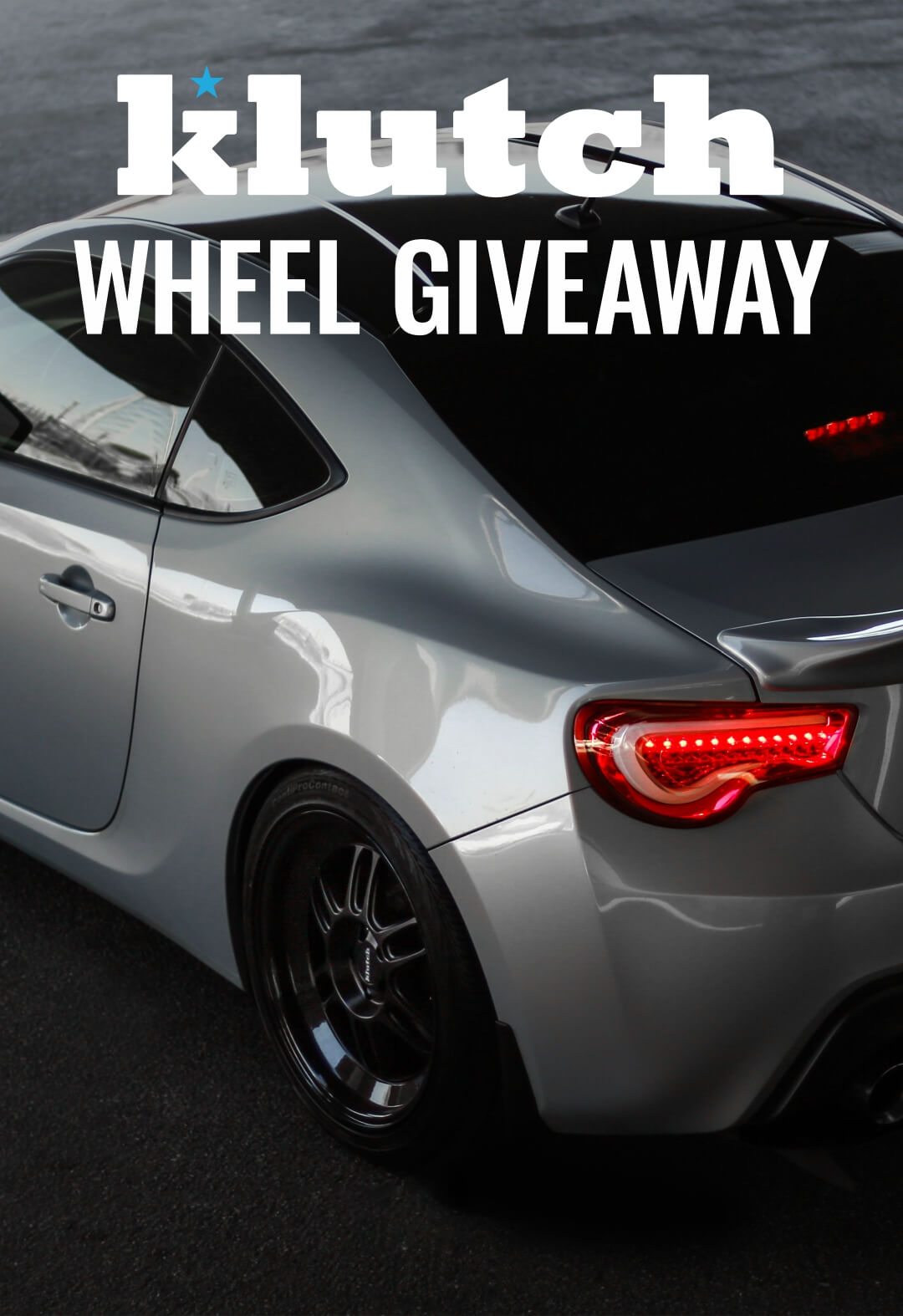 Fitment Industries & Klutch Wheels Giveaway