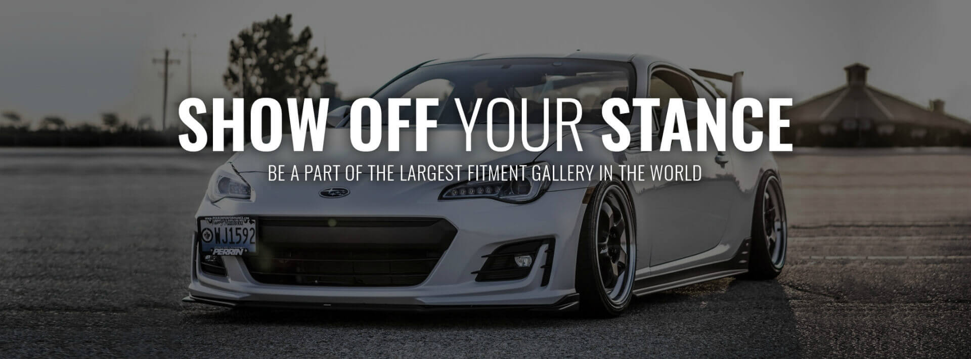 Fitment Industries | Show Off Your Stance, Gallery