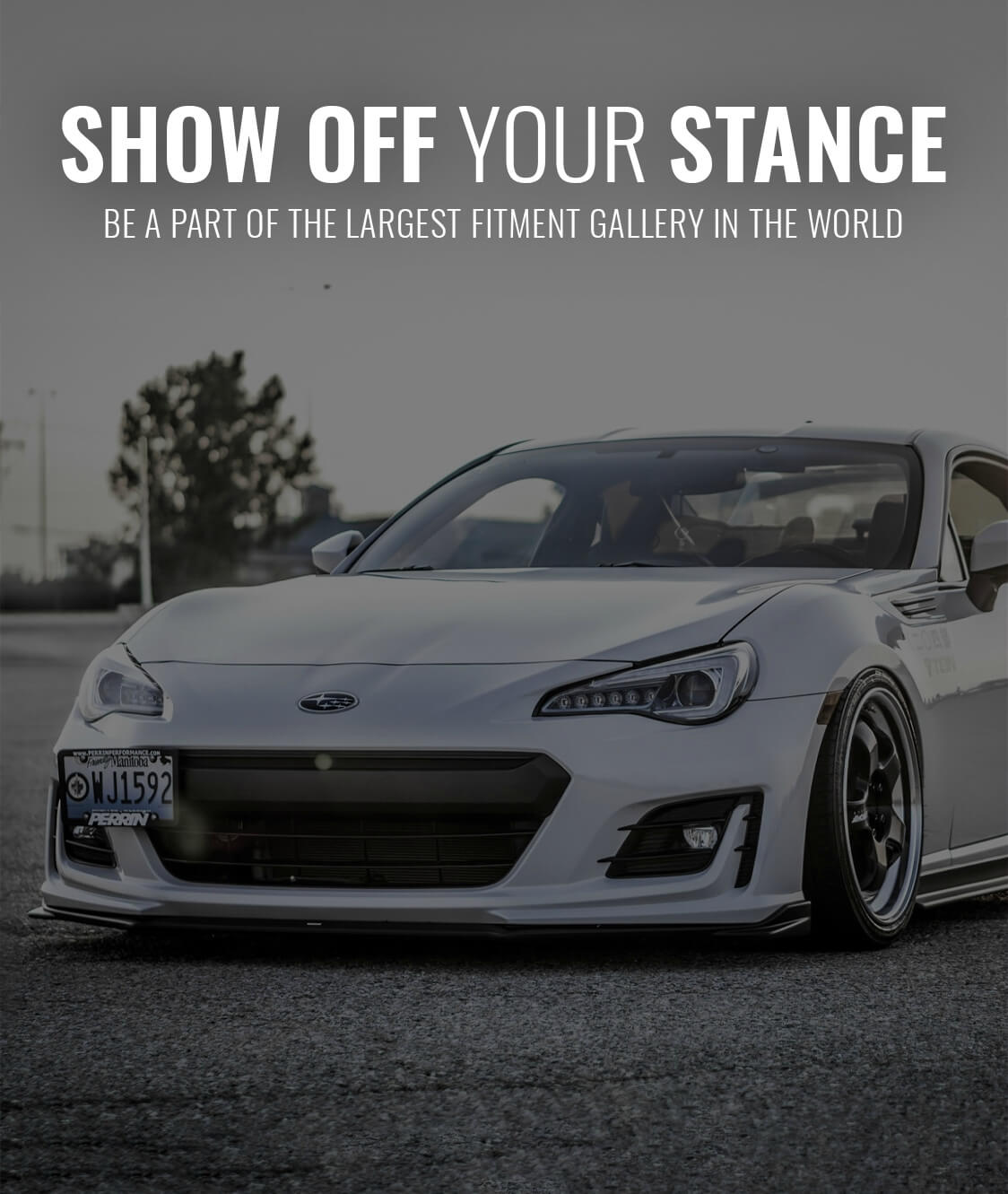 Fitment Industries | Show Off Your Stance, Gallery Mobile