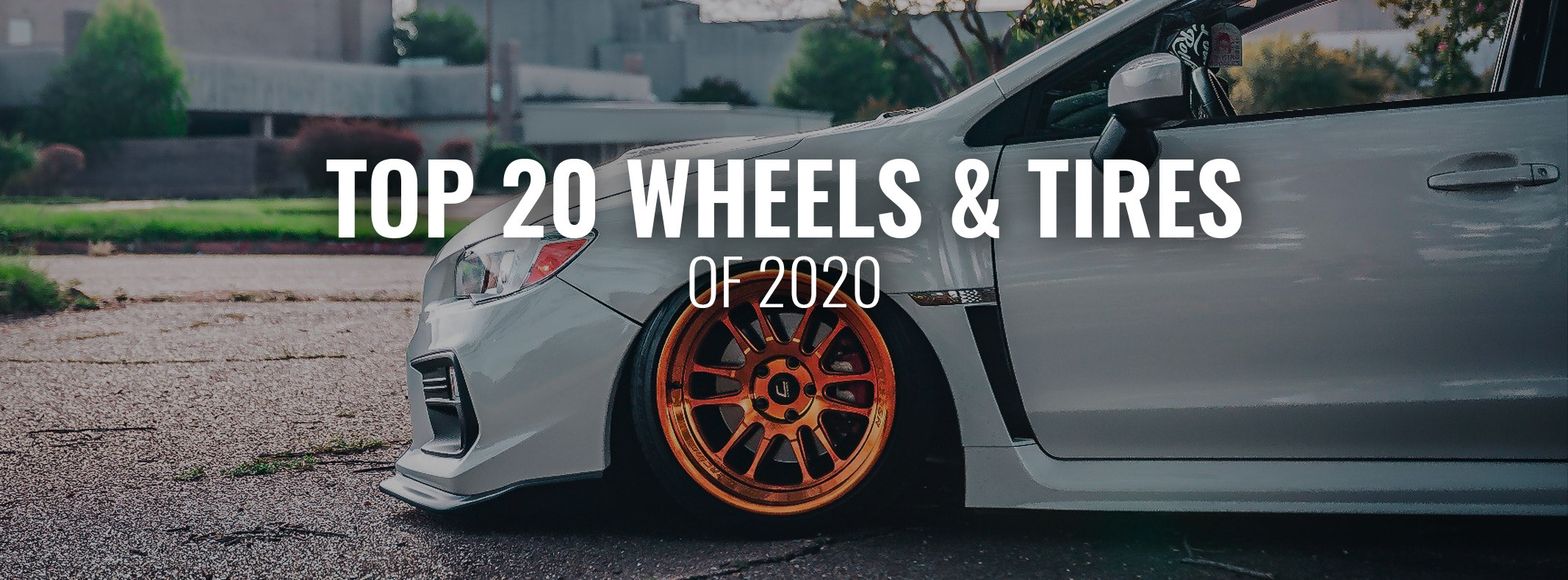 Fitment Industries | Top 20 Wheels & Tires Desktop