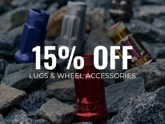 Lugs & Wheel Accessories