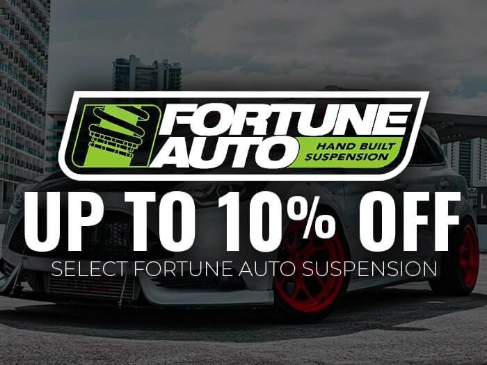 10% off Fortune Auto