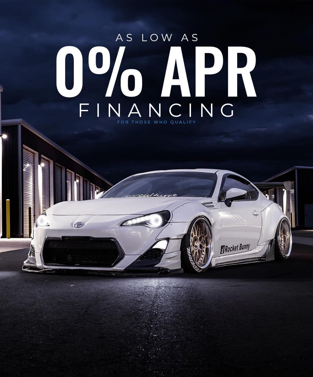 Affirm   0% APR Financing