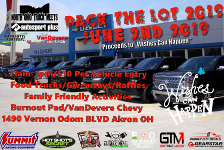Pack The Lot 2019