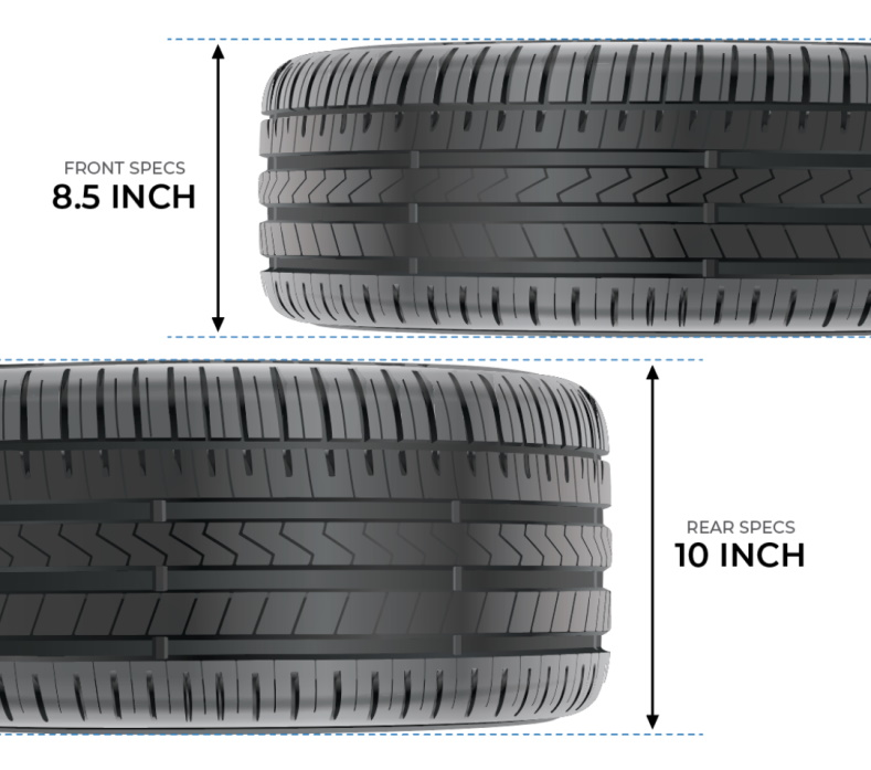 Top down car vehicle fitment guide