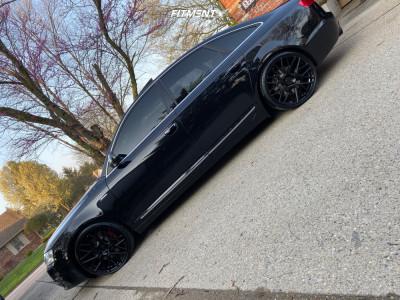 2011 Audi A6 Quattro - 20x9 35mm - Rohana Rfx10 - Coilovers - 235/30R20