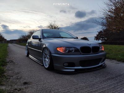 2005 BMW 3 Series - 19x8.5 47mm - BMW CSL - Air Suspension - 235/35R19