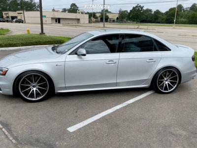 2013 Audi S4 - 19x9.5 30mm - Rohana RC10 - Coilovers - 255/35R19