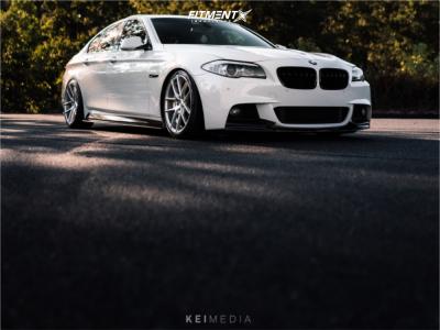 2011 BMW 535i - 19x8.5 20mm - Niche Targa - Air Suspension - 225/40R19