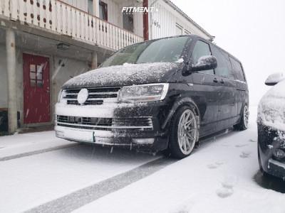 2016 Volkswagen EuroVan - 20x10 40mm - Veemann V-FS35 - Coilovers - 255/35R20