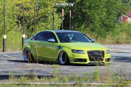 2011 Audi A4 Quattro - 18x10.5 35mm - BBS Lm - Air Suspension - 265/35R18
