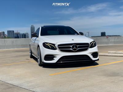 2017 Mercedes-Benz E300 - 20x8.5 25mm - Koko Kuture Kapan - Coilovers - 245/30R20