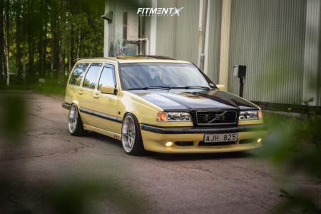 1995 Volvo 850 - 18x8.5 6mm - Ocean Super Dtm - Coilovers - 215/35R18